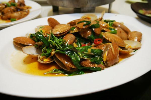 桃城古味:超高CP值台式熱炒店,品嚐濃濃的台灣式古早味