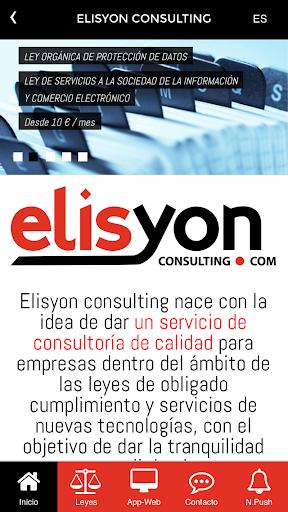 Elisyon consulting