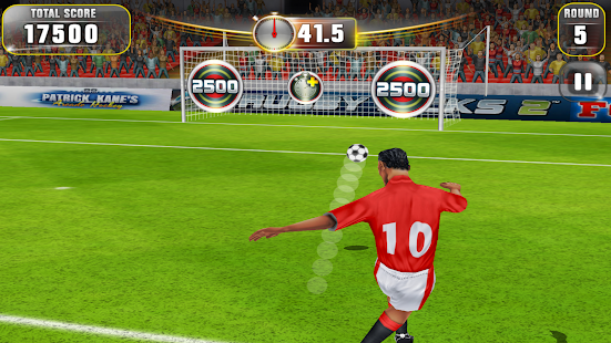 Football Kicks- screenshot thumbnail