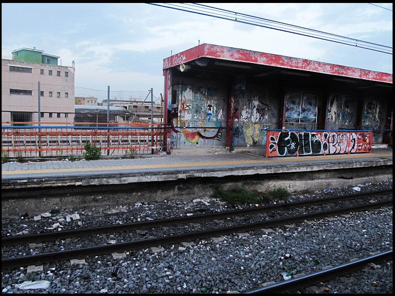 Treno in arrivo al binario 2...speriamo sia quello buono di Giovanni De Luca