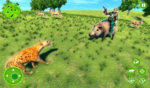 Jungle Lost Island - Jungle Adventure Hunting Game 3 12