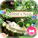 Cute Theme Rabbit's Nap icon