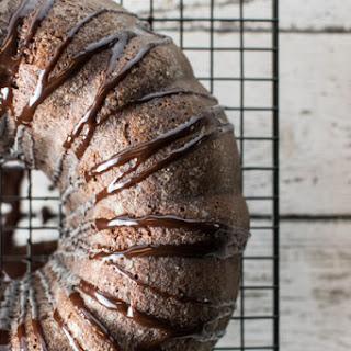Irish Hot Chocolate Bundt Cake