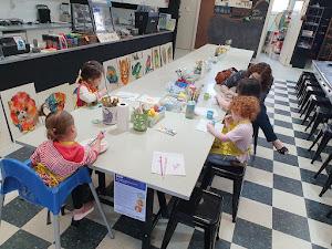 Tienda - Paint A Pot - Kid's Playcentre & Cafe