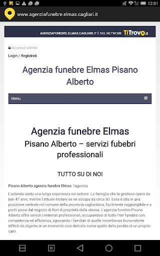 Agenzia funebre Elmas