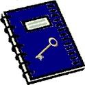 Men diary icon