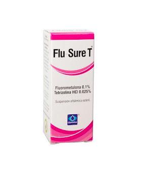 Flu-Sure T 0.1/0.025%