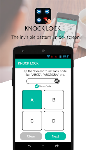 Knock Lock - Google Play Android 應用程式