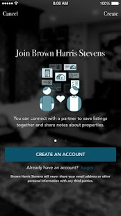 BHS - Brown Harris Stevens- screenshot thumbnail