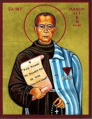 photo de Saint Maximilien Kolbe
