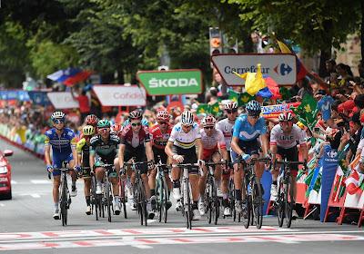 🎥 Quand la 13e étape de la Vuelta démarre ... du stade de l'Athletic Bilbao !