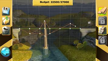 Screenshot of Bridge Constructor