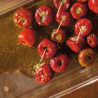 Stuffed Cherry Peppers (Peperoni con Acciughe)