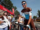Ook Tony Gallopin staakt de strijd in de Giro