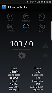 Dutchbuild Haldex Controller - náhled