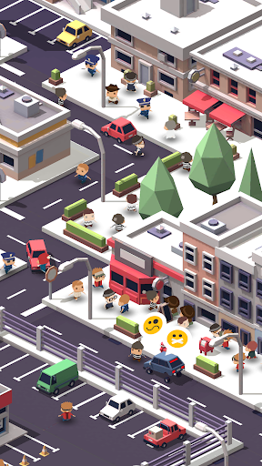 Idle Island - City Building Idle Tycoon (AR Mode) android2mod screenshots 10
