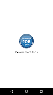 Government Job Update - náhled