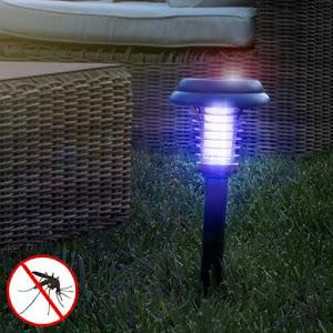 Lampa solara antitantari cu lumina UV