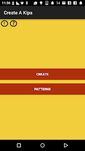 Create A Kipa screenshot