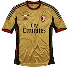 Photo: AC Milan 3ª * Camiseta Manga Corta * Camiseta Manga Larga * Camiseta Mujer * Camiseta Niño con pantalón