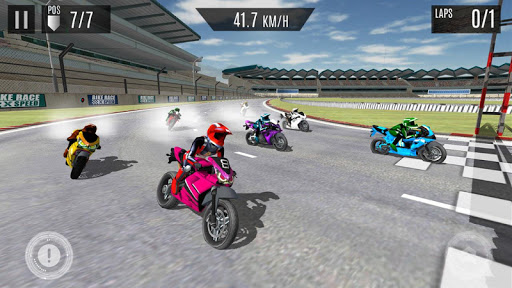 Bike Race Xtreme Speed APK MOD – Monnaie Illimitées (Astuce) screenshots hack proof 1
