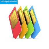 Sim Enquiry Numbers
