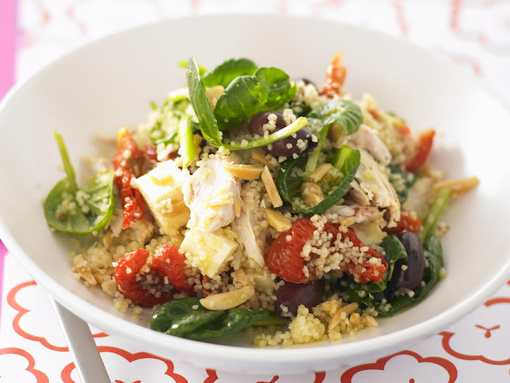 Warm Chicken and Couscous Salad Recipe