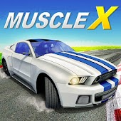 American Muscle Car Drift Racing Simulator