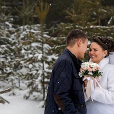 Wedding photographer Vasiliy Menshikov (Menshikov). Photo of 13.01.2016
