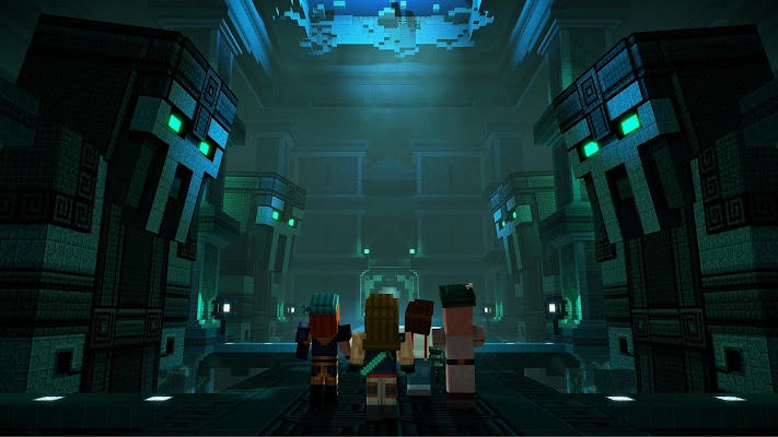 Minecraft: Story Mode - Season Two- screenshot