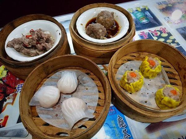 好吃的港式點心、料裡~小香港茶餐廳