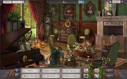 Letters From Nowhere®: A Hidden Object Mystery- screenshot thumbnail