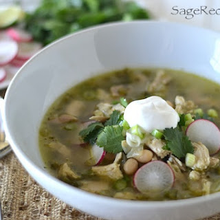 White Bean Chili Verde Recipes