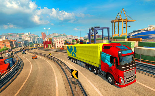 City Truck Driver 3D: New Driving Game 0.1 screenshots 3
