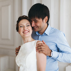 Wedding photographer Natalya Karyagina (Natalyak). Photo of 07.08.2015