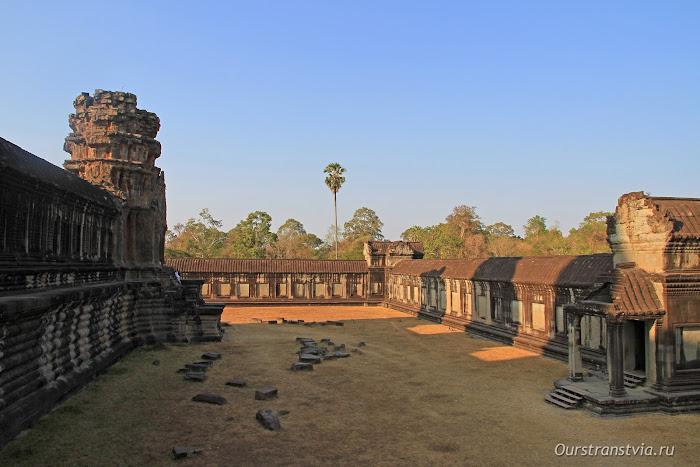 Храм Ангкор Ват, фото