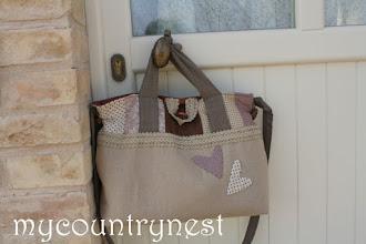 Photo: knot bag modello piccolo