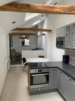 Vente appartement 2 pièces 42 m2