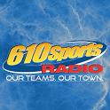 610 Sports Radio APP icon