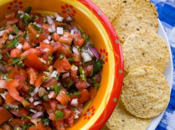 Fannie,s Pico De Gallo Recipe