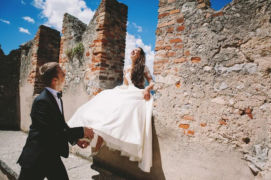Fotografo di matrimoni Alexandra Kukushkina (kukushkina). Foto del 26.05.2017