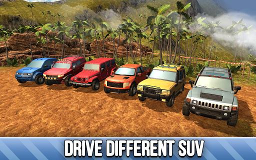 SUV 4x4 Rally Driving 2.05 screenshots 2