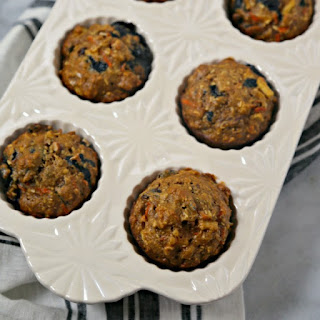 Blueberry Pecan Muffins Recipes