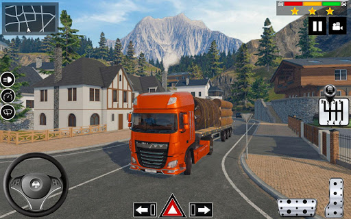 Cargo Delivery Truck Parking Simulator Games 2020 screenshots 3