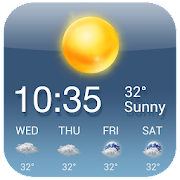App OS Style Daily live weather forecast APK for Windows Phone