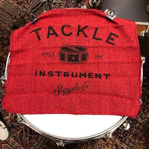Tackle Rag Tone Damper - Red