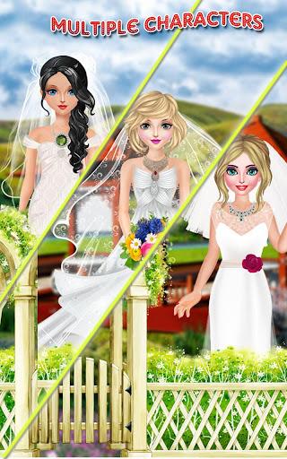 Royal Princess Wedding Dress up: Game For Girl screenshots 2