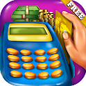 Supermarket Cashier Kids Games icon