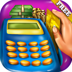 Supermarket Cashier Kids Games for PC and MAC