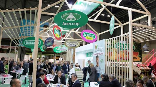 Anecoop potencia la visibilidad del sector agrario en Fruit Attraction